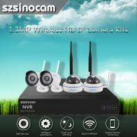 Wholesale 2.4GHZ Full Wifi Cctv Kit Home Network Outdoor Easy Installtion from china suppliers