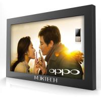 Wholesale Industrial 3G 22 Inch LCD Screen Stand Alone Digital Signage AVI MP4 TS With LED backlit from china suppliers