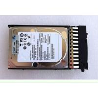 Wholesale Computer 600gb SAS Hot Plug Hard Drive 10000 RPM HDD 581311-001 For HP 581286-B21 from china suppliers