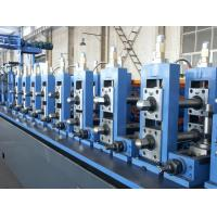 Wholesale Material Thickness 1.0-2.5mm, Width 63-238mm Straight-Seam Welded Pipe Cold Roll Forming Machine from china suppliers