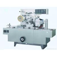 Wholesale Cellophane Packing Automated Packaging Machine Cigerate Cellophane Wrapper TMP-200A from china suppliers