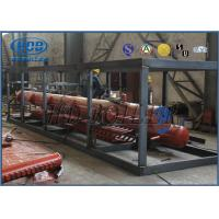Quality Two Manifolds Sugar Mill Headers And Manifolds 15GrMoG And SA106 Material for sale