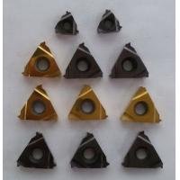 Buy cheap Carbide Threading Inserts from wholesalers