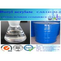 Wholesale CAS 141-32-2 Butyl Acrylate Min 99.5% Purity Water White Clear Liquid from china suppliers