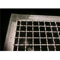 Wholesale Food Grade SS Oven Wire Mesh Tray For Food Baking , Polishing Processing from china suppliers