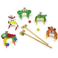 Quality Garden game,outdoor toys,wooden toy for sale