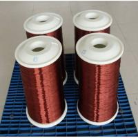 Quality 24 Awg / Swg Enamel Coated Wire Enameled Aluminium Wire For Generator Motors for sale