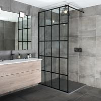Wholesale 8mm temper toughened glass shower enclosure,appollo shower cabin,aluminum frame shower stall door from china suppliers