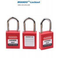 Top sale Loto locks supplier and Manufacture for Safety padlocks, KD keyed system Locks