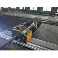 Wholesale 1500 * 3000MM Portable CNC Cutting Machine 220V Plasma CNC Cutter With THC from china suppliers