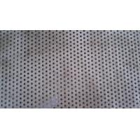 Wholesale Standard 8mm pitch 316 stainless steel perforated sheet for household articles from china suppliers