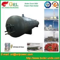 Wholesale Customization Diesel Boiler Drum Thermal Insulation With Water Tube from china suppliers