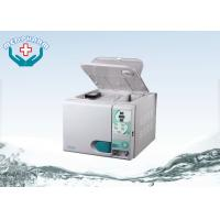 Wholesale 3 Times Vacuum Medical Autoclave Dental Sterilizer With Inner Printer from china suppliers