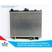 Wholesale Silver AMIGO RODEO PASSPORT'98-99 AT Replacement Radiators Custom Aluminum Radiator from china suppliers