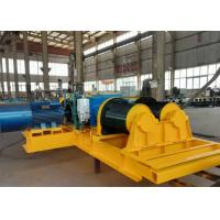 Wholesale JM10 Double drum Electric winch for Austrialia buliding material lifting from china suppliers