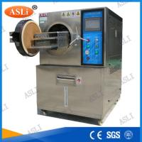 Wholesale HAST Pressure Accelerated Aging Chamber 70 to100%RH with High Temperature Oven from china suppliers