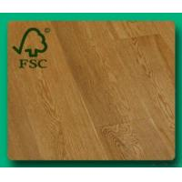 Quality 3 Layer / Multilayer Engineered Wood Flooring for sale