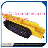Buy cheap Steel crawler track undercarriage/CMS Series Drilling Rig Undercarriage/Special designed Undercarriage from wholesalers