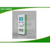 Wholesale Custom Made Automatic Cigarette Vending Machines For Shopping Mall And Airport from china suppliers
