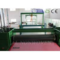 Quality PP Spunbond Non Woven Fabric Making Machine with Cross / Line Embossing Pattern for sale
