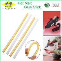 Wholesale EVA Colored Hot Melt Glue Sticks For Box Sealing , 11mm Glue Gun Sticks from china suppliers