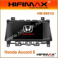 Wholesale 7''Car Multimedia(DVB-T optional)Special for Honda Accord 8 from china suppliers