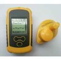 Buy cheap Wireless Sonar Fish Finder Portable Fishfinder Alarm 40M/131FT Depth Ocean Rive Transducer from wholesalers