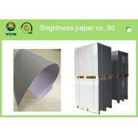 Wholesale Recycled Premium Coated A4 Paper Board , Hard Stiffness Beverage Board Paper from china suppliers
