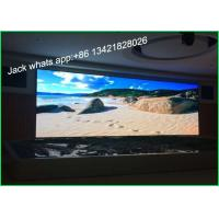 Wholesale Customized Big LED Stage Video Screens P6 High Resolution Wide View Angle from china suppliers