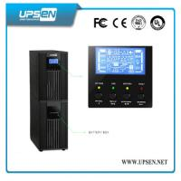 Wholesale High Frequency Pure Sine Wave 6-10kva Online Ups For Bank ATM Machine from china suppliers