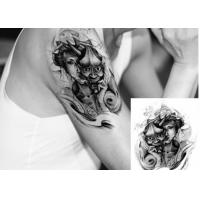Wholesale Large Washable Body Makeup Art Tattoo Stickers For Adults Beautiful from china suppliers