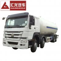 China 8X4 Mobile LPG Tank Trailer Truck Big Lpg Iso Tank Container As Special Vehicle on sale