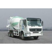 Wholesale SINOTRUK Howo 9 CBM Concrete Mixer Truck from china suppliers