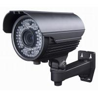 Wholesale 2D-DNR Array CCTV IR Cameras HLC 850nm , Varifocal Lens 9-22mm Support OSD from china suppliers