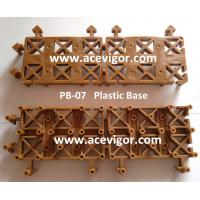 Wholesale PB-07 Plastic Back for DECKING, 200mm x 60mm from china suppliers