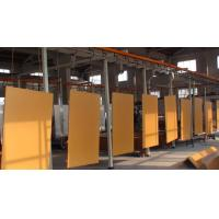 Wholesale Door Automatic Powder Coating Line With Drying Oven And Curing Oven from china suppliers