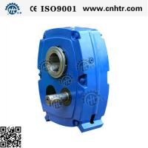 China HXGF/SMR/SMSR shaft mounted gear speed reducer/gear unit on sale