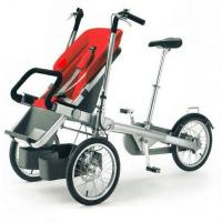 Wholesale Baby Stroller Bike Red Blue Yellow Environmental from china suppliers