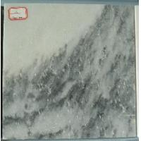 Wholesale Cloudy Grey White Marble Tile from china suppliers