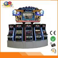 Buy cheap Antique Slots Deal or No Deal Double Diamond Monopoly Slot Machine Casino Gambling Table Equipment from wholesalers