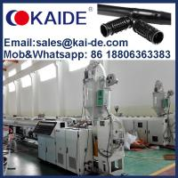 Quality China Inline round Cylindrical drip irrigation emitter dripper drop irrigation pipe extruding line maker manufacturer for sale