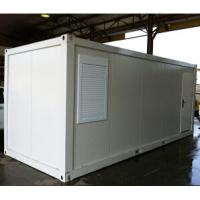 Wholesale ISO9001 20ft Prefabricated Container House Durable Service Life from china suppliers