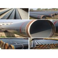 Wholesale ASTM A106 Grade B Metal Steel Pipe Carbon Steel Seamless Pipe With Black Painting from china suppliers