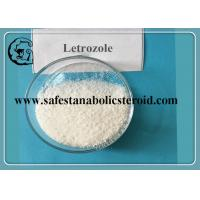 Wholesale 99.9% Femara Steroids Anti Estrogen Supplements Letrozole CAS 112809-51-5 from china suppliers