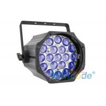 Buy cheap Stage DJ Led Par Lights , 4/8 Channel Led Light Par AC110V-250V Power supply from wholesalers