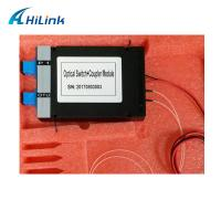Wholesale Fiber PON COUPLER Mechanical Optical Switch With ABS Box Module from china suppliers