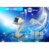 Buy cheap Anti - Wrinkle Treatment HIFU Machine Blue Depth 3.0 / 4.5mm HIFU For Face Lifting from wholesalers