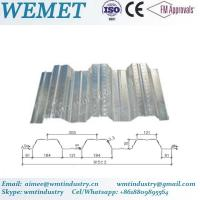 Wholesale Steel floor deck for steel structure building WMT 76-305-915 from china suppliers