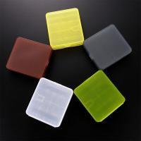 Quality 18650 plastic battery case for 4pcs 18650 size batteries, 4*18650 battery case, high quality 18650 plastic storage case for sale