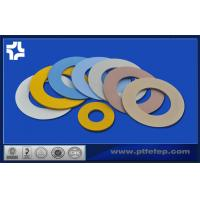 Wholesale OEM / ODM Flat Ptfe Teflon Gaskets With Good Sealing Performance from china suppliers
